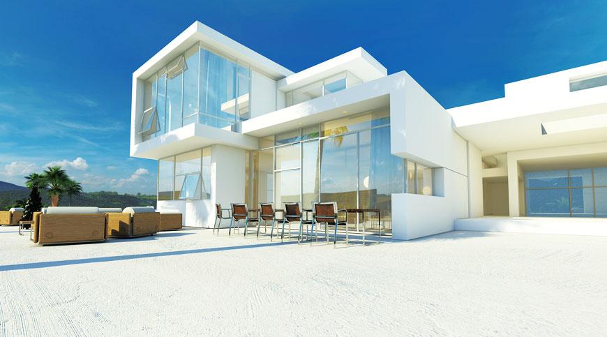 Neuerbaute luxusvillen costa del sol spanien zu verkaufen for Moderne villen von innen