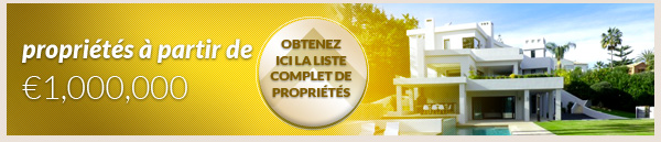 Super affaires propriétés Costa del Sol - à partir de 1,000,000€
