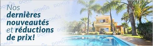 Dernières annonces et réductions de prix Costa del Sol