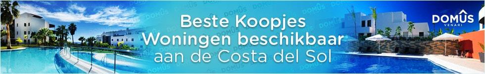 Costa del Sol koopjes woningen