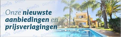Recenste aanbiedingen & prijsverlagingen Costa del Sol