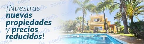 Nuevas Propiedades Costa del Sol