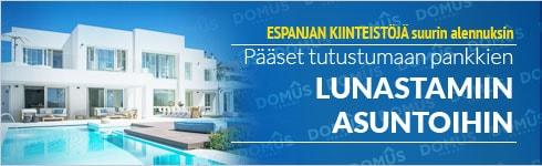 Pankkien Pakkolunastamat Costa del Sol