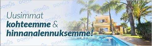 Uusimmat kohteemme & hinnanalennuksemme Costa del Sol!