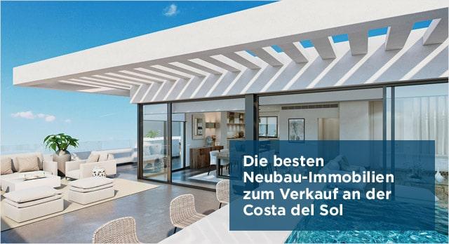 Neubau-Immobilien Spanien