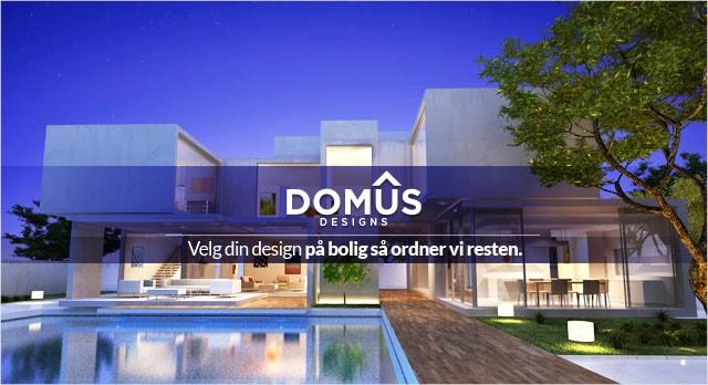 Design å bygg ditt drømmehus