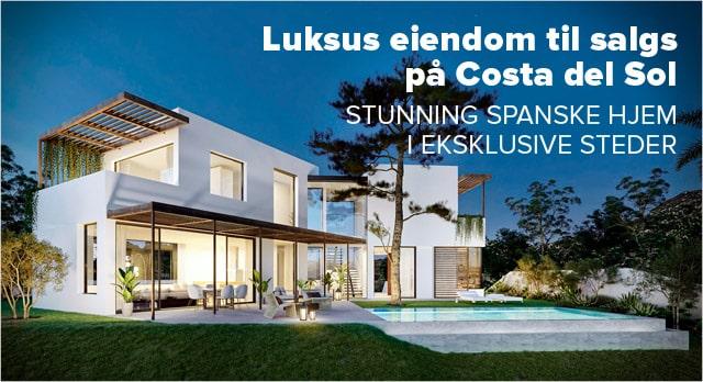 Luksus eiendom Costa del Sol