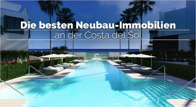 Neubau-Immobilien an der Costa del Sol!
