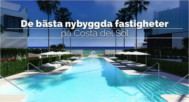 Nybyggt på Costa del Sol