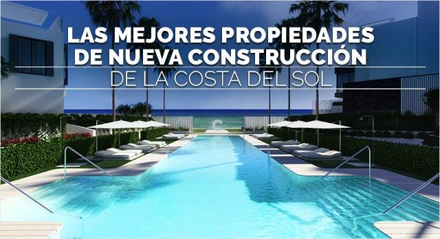 Nueva Construcciónes Costa del Sol