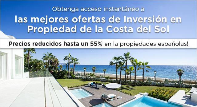 Oportunidades de Inversión Costa del Sol