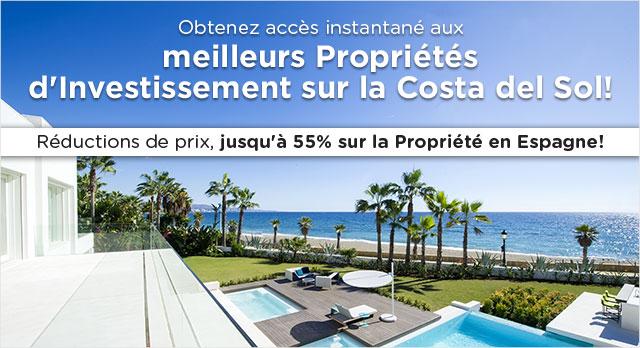 Propriétés d'Investissement sur la Costa del Sol!