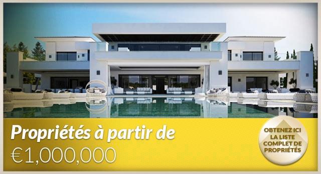 Super affaires - 1,000,000€ +