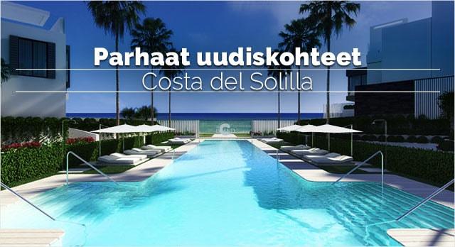 Uudiskohteet Costa del Sol