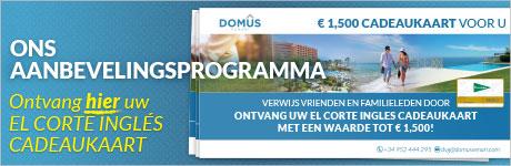 Domus Venari Aanbevelingsprogramma
