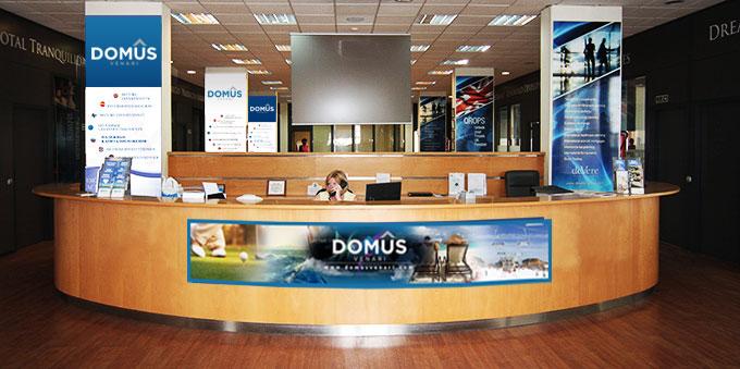 Domus Venaris kontor