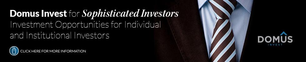 Sophisticated Investors