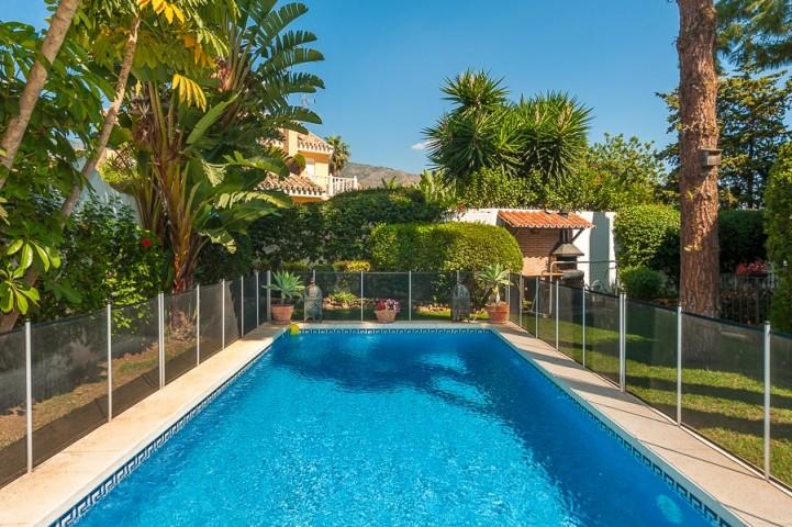 5 Bedroom Villa in Marbella