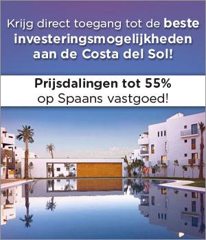 Vastgoed investeringsmogelijkheden Costa del Sol